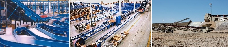 Conveyor Systems in Cape Town